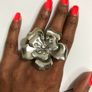 Jewelry - Silver Fashion Ring